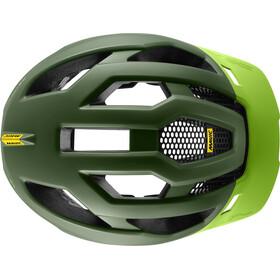 Mavic XA Pro Helm Herren chive/lime green
